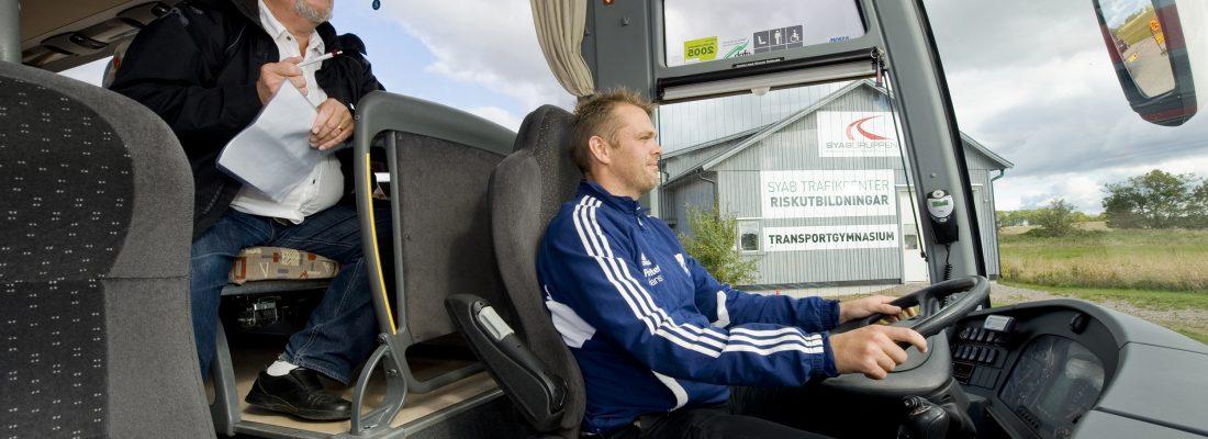 Bussutbildning